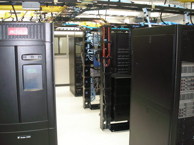 Ventana Medical Systems server room expansion Tucson Arizona